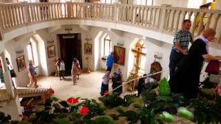 Спасо-Вифанский монастырь,Гефсиманский скит 30 июля 2014 года.Золотое кольцо России.