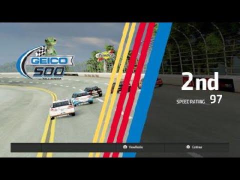 NASCAR Heat 3 Talladega |