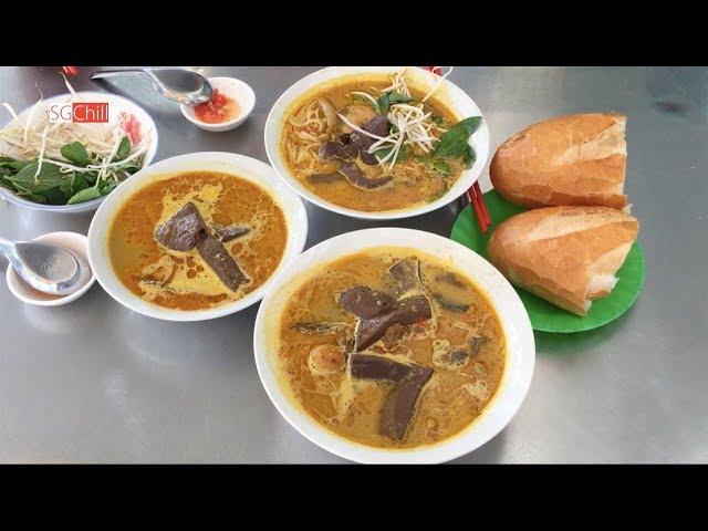 Quán Cà Rì Gà Gia Truyền đáng ăn ở Sài Gòn
