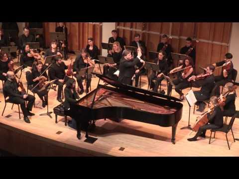 NYCA Symphony Orchestra - Zhenni Li - Rachmaninoff: Piano Concerto No. 3 in D Minor, Op. 30