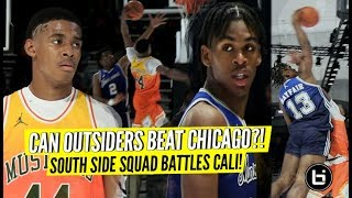 Chicago vs Cali! Adam Miller, Morgan Park Battle Josh Christopher! Concord Classic Highlights