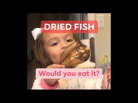 Eating Dried Fish | Dried Fish | TUYO | When You Have A Filipina Mom | BULAD | DAING | Exotic Food