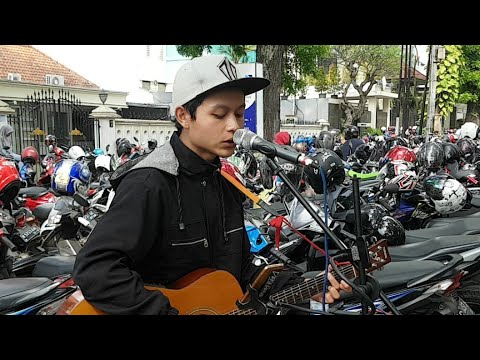 Live Streaming Pengamen Malang, Sabian Nanda at CFD Idjen