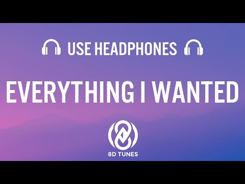 Vinsmoker, Marin Hoxha - Everything I Wanted (8D AUDIO) Ft. Maria Beyer