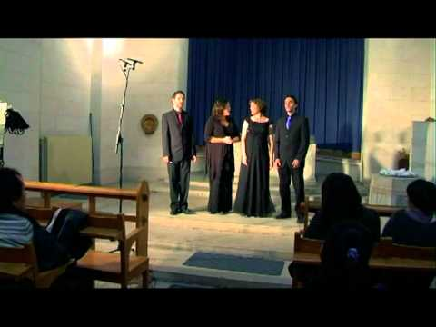Thalamus Live at St. Andrew's Scottish Church, Jerusalem - What If I Never Speed