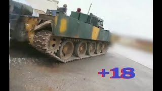 Battles for Syria   December 28th 2019   Footage of jihadists' counterattacks