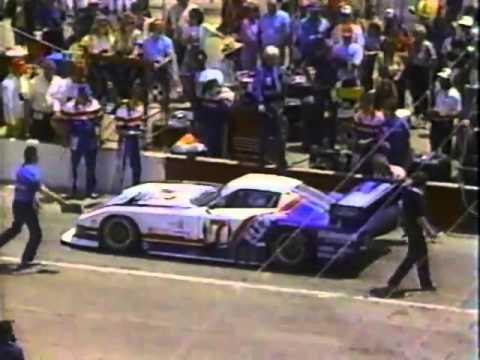 IMSA Camel GT Riverside 1984