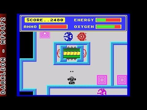 Sinclair Spectrum - Captain Kelly