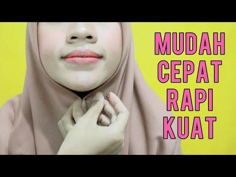 Video Cara Di Hijab Kerudung Segi Empat