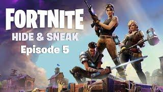 Playing  Fortnite Hide & Sneak Edition Episode 5- Retrospectreviews Live Stream