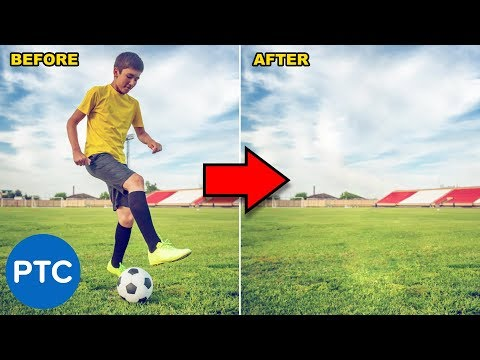 How To Remove Objects and People From Photos in Photoshop