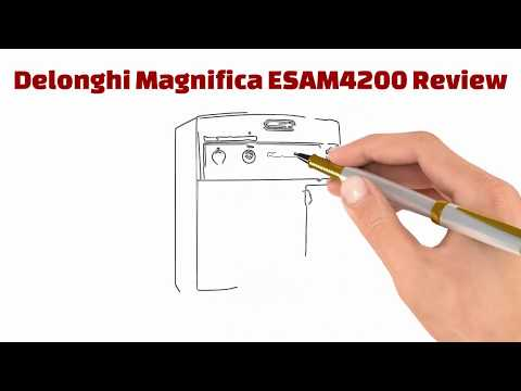 Delonghi Magnifica ESAM 4200 Review