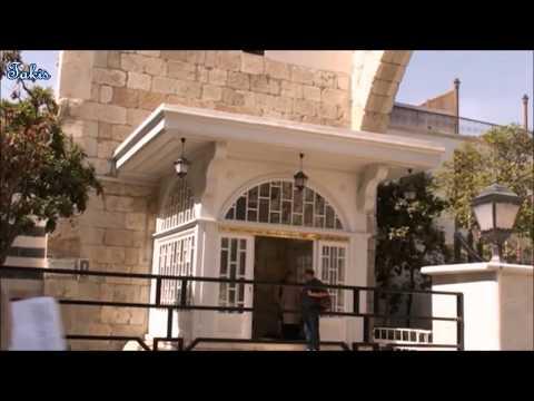 Mausoleum of Saladin - Damascus, Syria  ضريح صلاح الدين الأيوبي