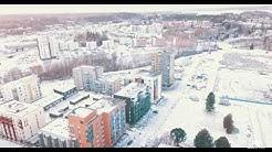 Tampere, Härmälänranta 05.01.2020