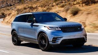 Range Rover Velar 2018 Car Review