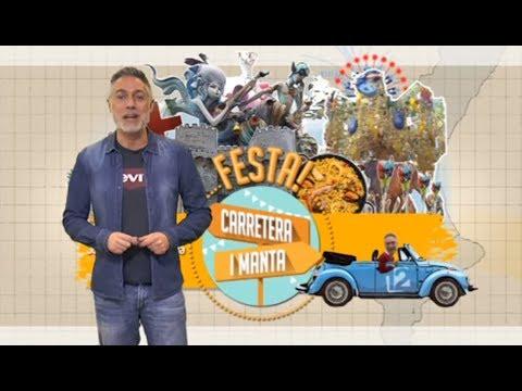 Festa! Carretera i Manta - 5 d'abril de 2018