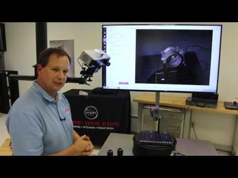 EMS Zeiss Comet L3D 2 Demo Video