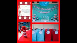 Stunning Dr seuss birthday party ideas