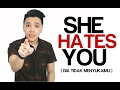 SHE HATES YOU !    5 Sifat Cowok Yang Membuat Cewek Ilfil