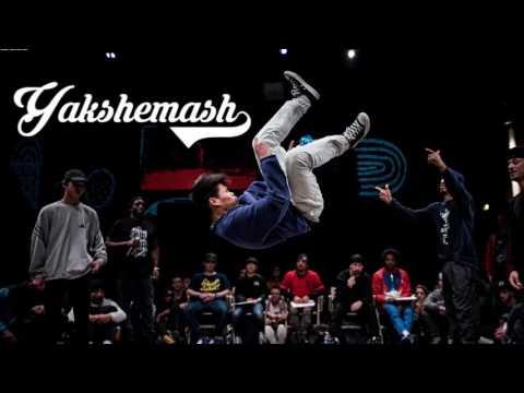 DJ Mingo - Yakshemash | Dope Bboy Mixtape 2017