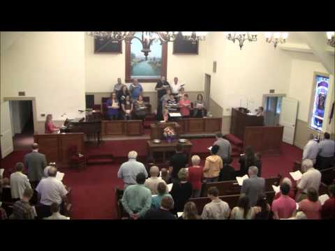 UTICA BAPTIST CHURCH   NOVEMBER 1, 2015
