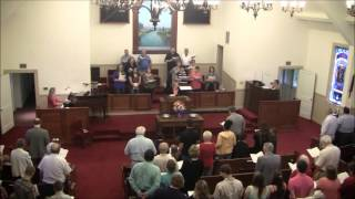 UTICA BAPTIST CHURCH   NOVEMBER 1, 2015