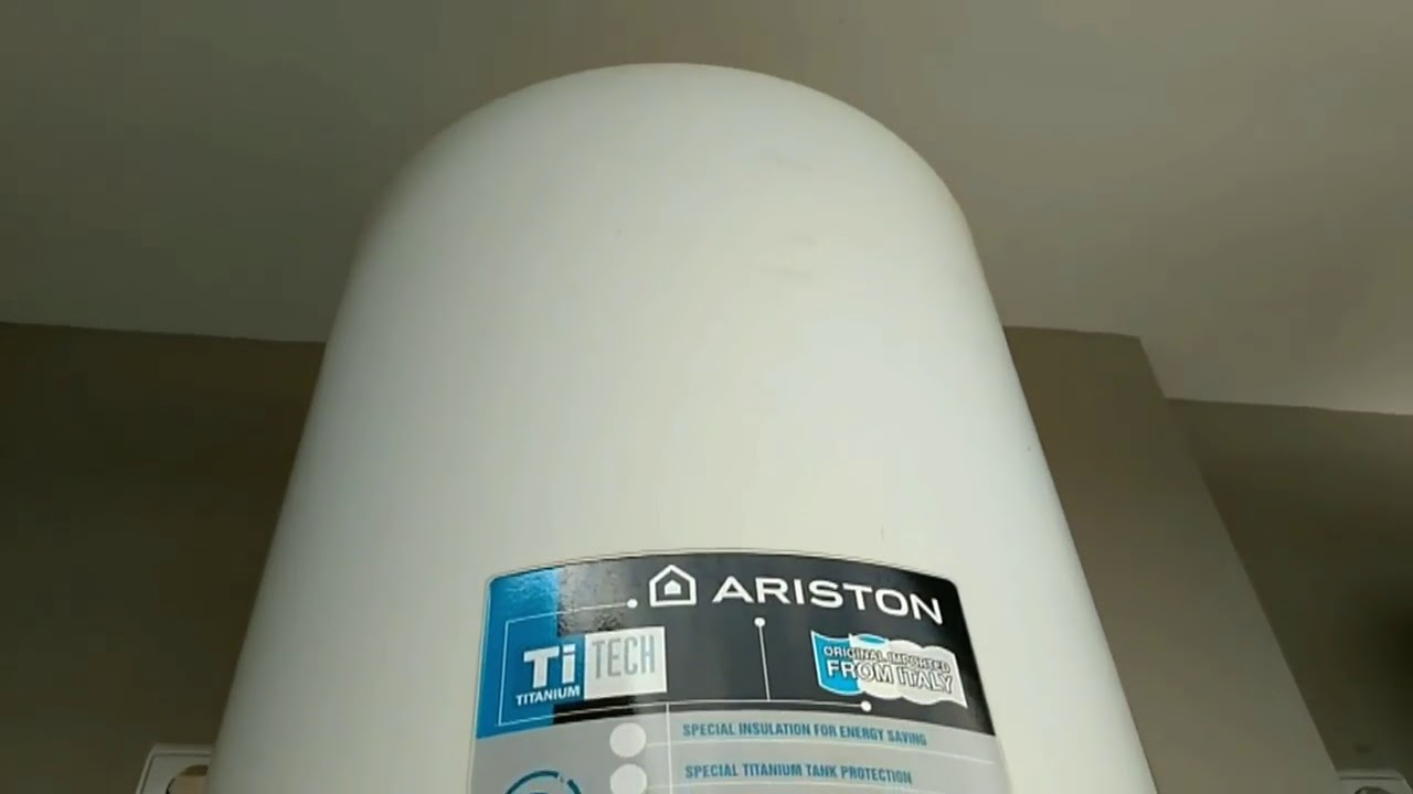Sistem Kerja Water Heater Ariston Cara Pasang Pemanas Air Listrik Modena Es 30 V Liter