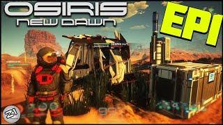 Osiris New Dawn Episode 1! Rise of Zer Update! S2E1 | Z1 Gaming