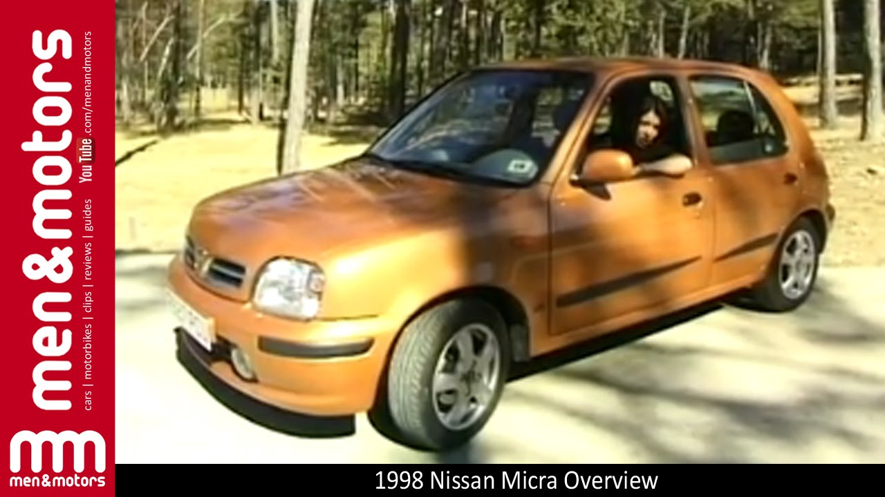 1998 nissan micra overview youtube. Black Bedroom Furniture Sets. Home Design Ideas