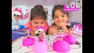 LOL SÜRPRİZ BEBEK AÇIYORUZ !! Ağlayan İşeyen Renk Değiştiren Bebekler