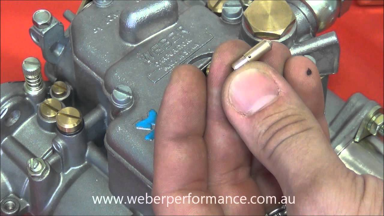 45 DCOE Carburettor  Screw Kit  Side Draught Carburetor Weber 40