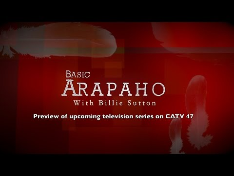 Basic Arapaho - Series Preview