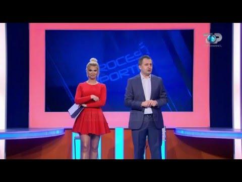 Procesi Sportiv, 17 Prill 2016, Pjesa 1 - Top Channel Albania - Sport Talk Show