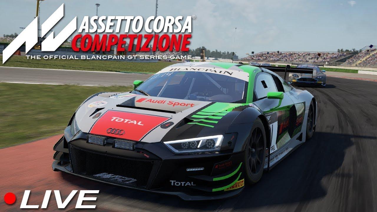 Assetto Corsa Competizione Can I Finally Score at Misano? - ACR League Race | Live