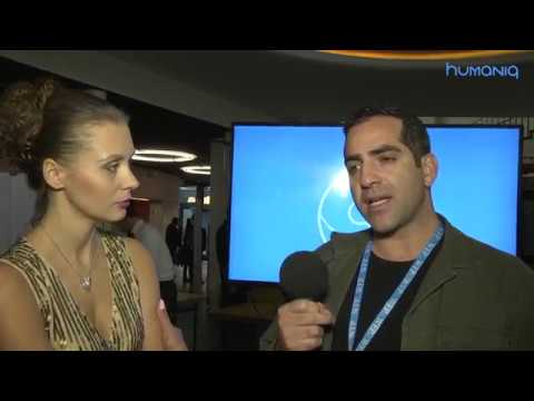 Interview with Houman Haddad (Finance Officer at WFP) at Blockshow Europe