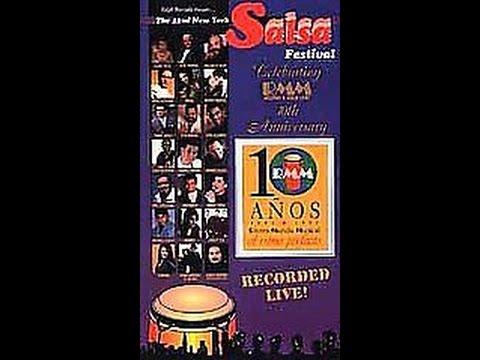 22nd New York Salsa Festival Celebrating RMM 10th Anniversary
