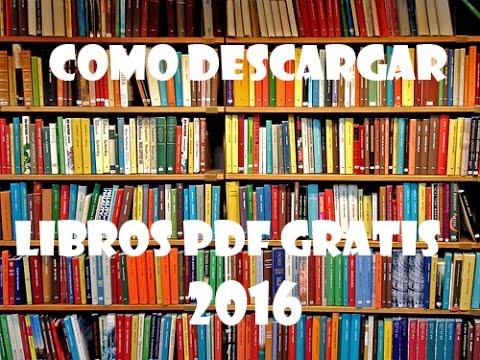 como-descargar-libros-pdf-gratis-2016