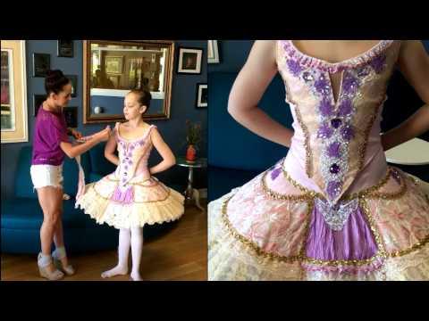 Ballet Costume Design Workshop with Principal Guest Artist Adiarys Almeida