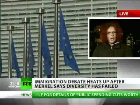 Jewish activist Anetta Kahane wants to destroy Europe via non-European immigration