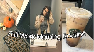 6 AM Morning Routine for Work (8-4:30 job)
