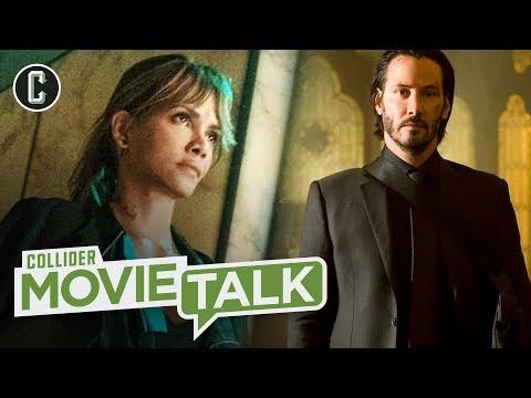 John Wick 3 Trailer Teases Killer Halle Berry Fight Scene - Movie Talk