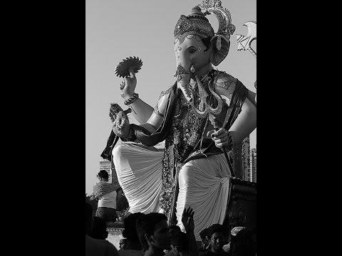 Ganesh Visarjan Girgaum Chowpatty And...