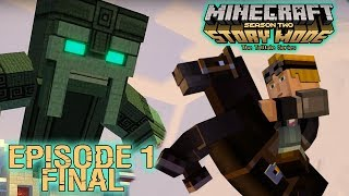 Minecraft Story Mode: FINAL of Season 2 Episode 1