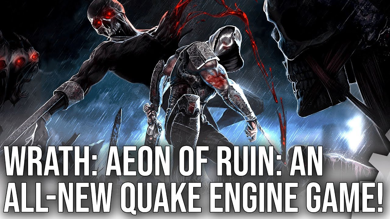 Wrath: Aeon of Ruin First Look