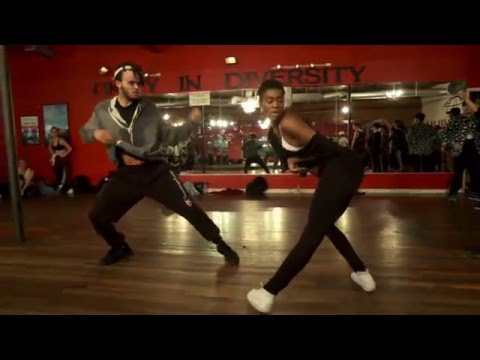 Chris Brown / DJ Khaled - How Many Times   @AntoineTroupe Choreography