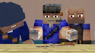 Meet The Spy In Minecraft