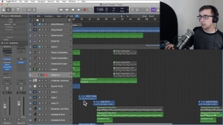 Arranging a New Track in Logic Pro X