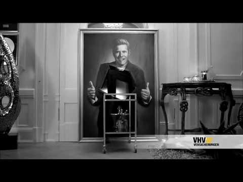 TV-Spot mit Dieter Bohlen für VHV