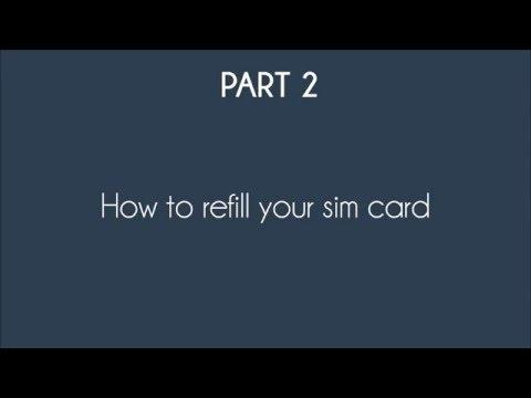 How To TopUp / Recharge Any Israeli Prepaid SIM Online - Tutorial To Refill Prepaid Israel Sim Card