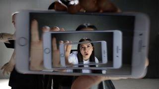 مغنية روسية تطلق كليب مصور على جهاز الآيفون بشكل كامل (فيديو)